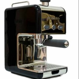 Кофеварки и кофемашины - Кофемашина Kenwood ES 020 новая, 0