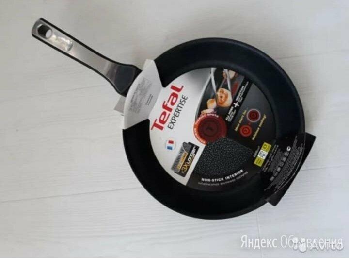 Сковорода TEFAL EXPERTISE 26 см (Франция) по цене 3400₽ - Сковороды и сотейники, фото 0