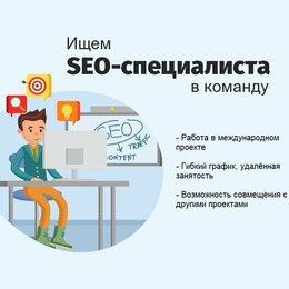 Маркетолог - SEO-специалист (продвижение интернет-магазина…, 0
