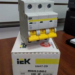 Защитная автоматика - Выкл. автомат. трёхполюсный 32А C ВА47-29 4.5кА, 0