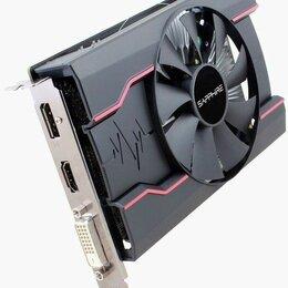 Видеокарты - Видеокарта Amd Radeon RX 550 sapphire pulse 4 GB, 0