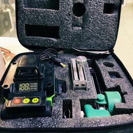 Измерительные инструменты и приборы - Лазерный уровень Hilda 4D 16 линий оранжевый, 0
