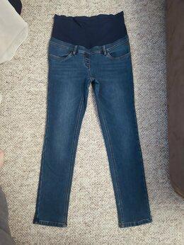 Брюки - Утепленные джинсы для беременных W30L32, 0