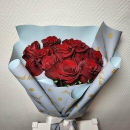Цветы, букеты, композиции - Розы красные, 0