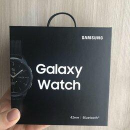 Умные часы и браслеты - Умные часы - Galaxy Watch - Samsung 42 мм, 0