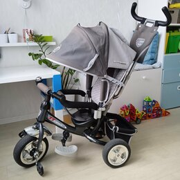Трехколесные велосипеды - Велосипед детский трёхколёсный, 0