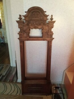 Зеркала - Рама зеркала 1890, 0