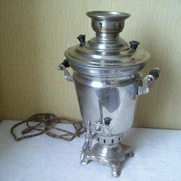 Самовары - Самовар Электрический (1961 г. )4.5 л.-Суксунский, 0