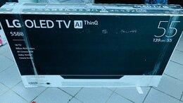 Телевизоры - Новый Premium 4K oled LG oled55B8P + Magic Motion, 0