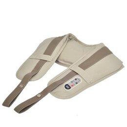 Вибромассажеры - Массажер для спины, плеч и шеи MSS-024, 0