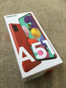 Мобильные телефоны - Samsung A51 4-64 красный, 0