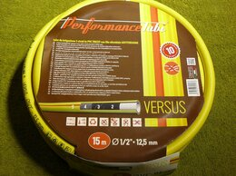 Шланги и комплекты для полива - Шланг Almaplast Versus 1/2 5сл. 15м.(Италия), 0