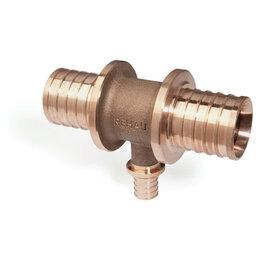 Водопроводные трубы и фитинги - REHAU Тройник с уменьшенным боковым проходом 63-50-63 RX++, REHAU 14562891001, 0