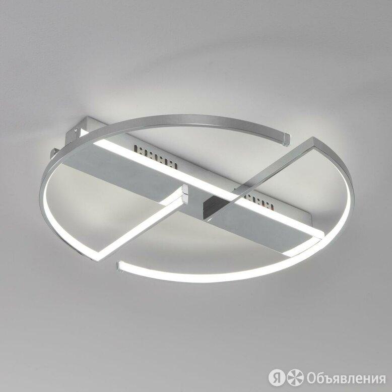 Светильники Eurosvet 90233/2 хром по цене 16500₽ - Люстры и потолочные светильники, фото 0