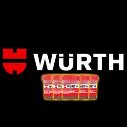 Сопутствующие товары для пайки - Паста для лужения Wurth (300 г) бессвинцовая…, 0
