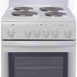 Плиты и варочные панели - Электроплита DeLuxe 506004.00 Э крышка, 0