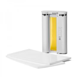 Аксессуары и запчасти для оргтехники - Картридж с фотобумагой 40 листов для принтера Xiaomi Mijia Photo Printer, 0