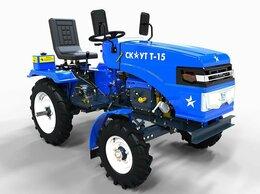 Мини-тракторы - Минитрактор Скаут Т-15, 0
