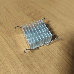 Кулеры и системы охлаждения - Радиатор 3,5х4 см , 0