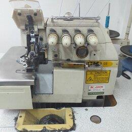 Швейные машины - Продам производственную швейную машинку Jack jk 766-5-516x2-56 оверлок, 0