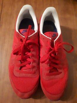 Кроссовки и кеды - Кроссовки мужские Nike Internationalist, 0