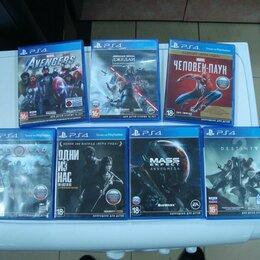Игры для приставок и ПК - Игры на Sony PS4, 0