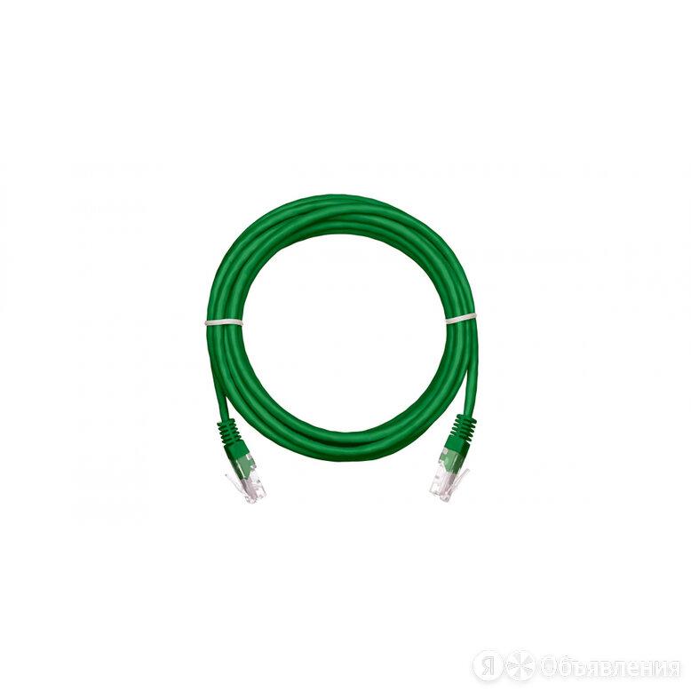 Шнур NETLAN EC-PC4UD55B-BC-PVC-005-GN-10 по цене 487₽ - Аксессуары и запчасти для оргтехники, фото 0