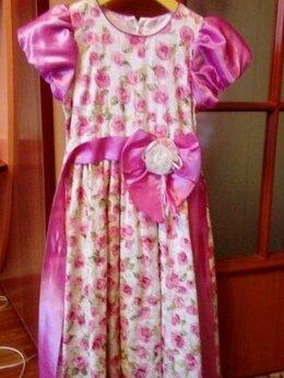 Платья и сарафаны - Платье для девочки размер 110-116 см, 0