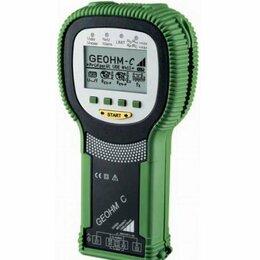 Измерительные инструменты и приборы - Geohm-C измеритель сопротивления изоляции, 0
