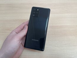 Мобильные телефоны - Samsung Galaxy S10 lite 128 GB, 0