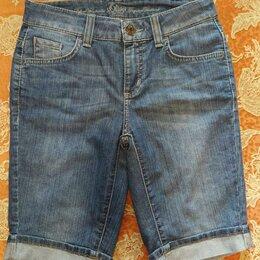 Капри и бриджи - Бриджи джинсовые , 0