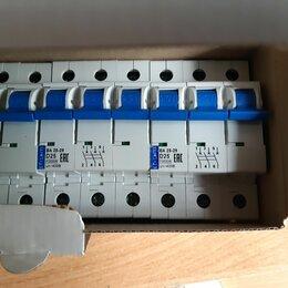 Защитная автоматика - Выключатель автоматический ВА 25-29 D25, 0