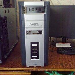 Настольные компьютеры - Системный блок 2 ядра, 3 гб памяти ддр2 , GT 620 1Gb, 0
