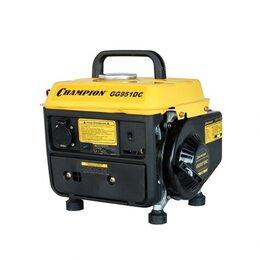 Электрогенераторы - Генератор бензиновый Champion GG 951 DC, 0