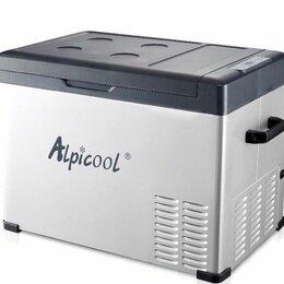 Аксессуары для салона - Автохолодильник компрессорный Alpicool , 0