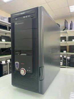 Настольные компьютеры - Системный блок Intel Celeron E3400 2*2600Mhz, 0