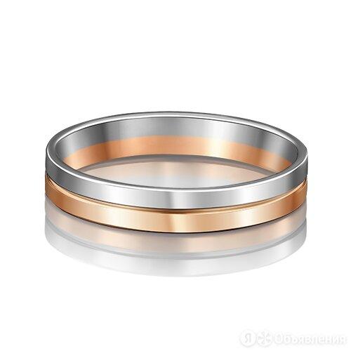 01-3577-00-000-1111-39 Кольцо (Au 585) (17.5) по цене 18135₽ - Кольца и перстни, фото 0