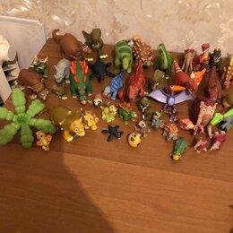 Фигурки и наборы - Динозавры юрского периода деагостини, 0