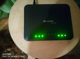 3G,4G, LTE и ADSL модемы - Терминал оптический Huawei EchoLife HG850a, 0