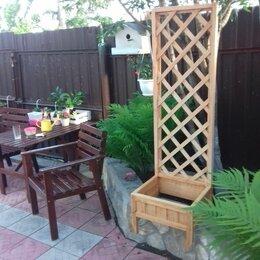 Комплекты садовой мебели - Шпалера+ кашпо, 0
