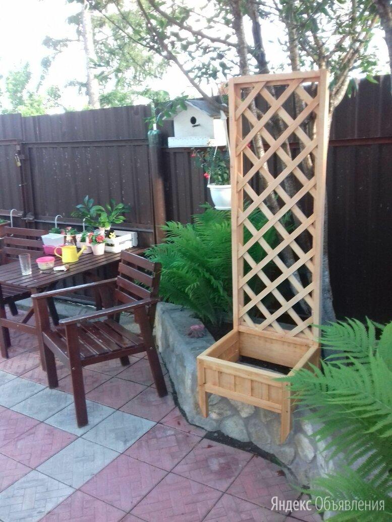 Шпалера+ кашпо по цене 2000₽ - Комплекты садовой мебели, фото 0