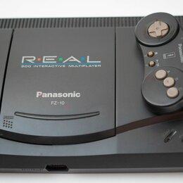 Ретро-консоли и электронные игры - Приставка Panasonic real 3DO (PAL) европейка, 0