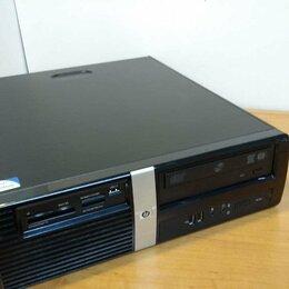 Настольные компьютеры - Настольный компактный компьютер HP Pro 775/C2D E8400/4Gb ram/160Gb, 0