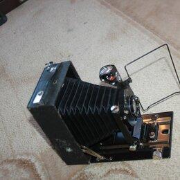 Пленочные фотоаппараты - Пластиночный фотоаппарат фотокор, 0