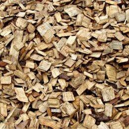 Строительные смеси и сыпучие материалы - Щепа древесная для отсыпки участков , 0