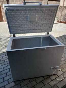 Морозильное оборудование - Морозильный ларь VESTFROST HF 301, 0