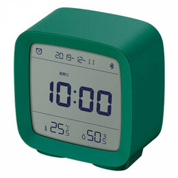 Часы настольные и каминные - Умный будильник Qingping Bluetooth Alarm Clock…, 0