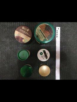 Ёмкости для хранения - Баночки от кремов пластиковый стеклянные, 0