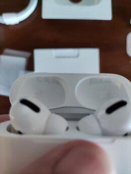 Наушники и Bluetooth-гарнитуры - Apple Airpods pro / оригинал РСТ  продаю /  обмен , 0
