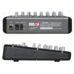 Микшерные пульты - Solista Z-9 Микшерный пульт аналоговый, 0